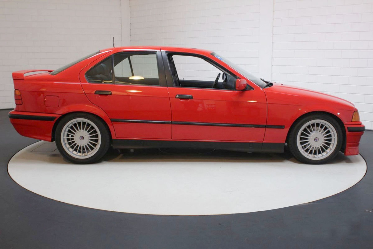 1992 BMW Alpina B6 17 Jan 2020 For Sale by Auction (picture 1 of 3)