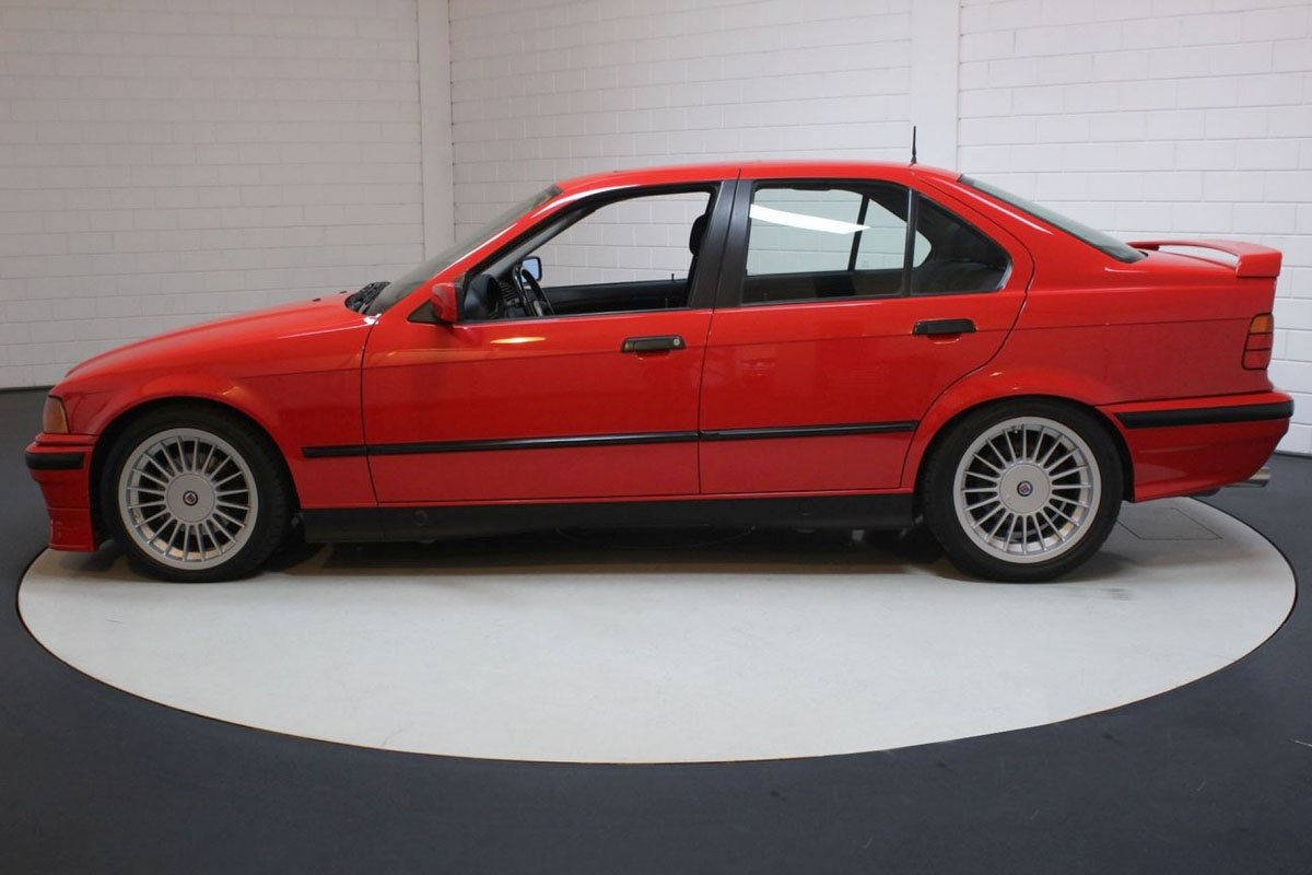 1992 BMW Alpina B6 17 Jan 2020 For Sale by Auction (picture 2 of 3)