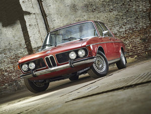 1975 BMW 3.0 S 17 Jan 2020 For Sale by Auction