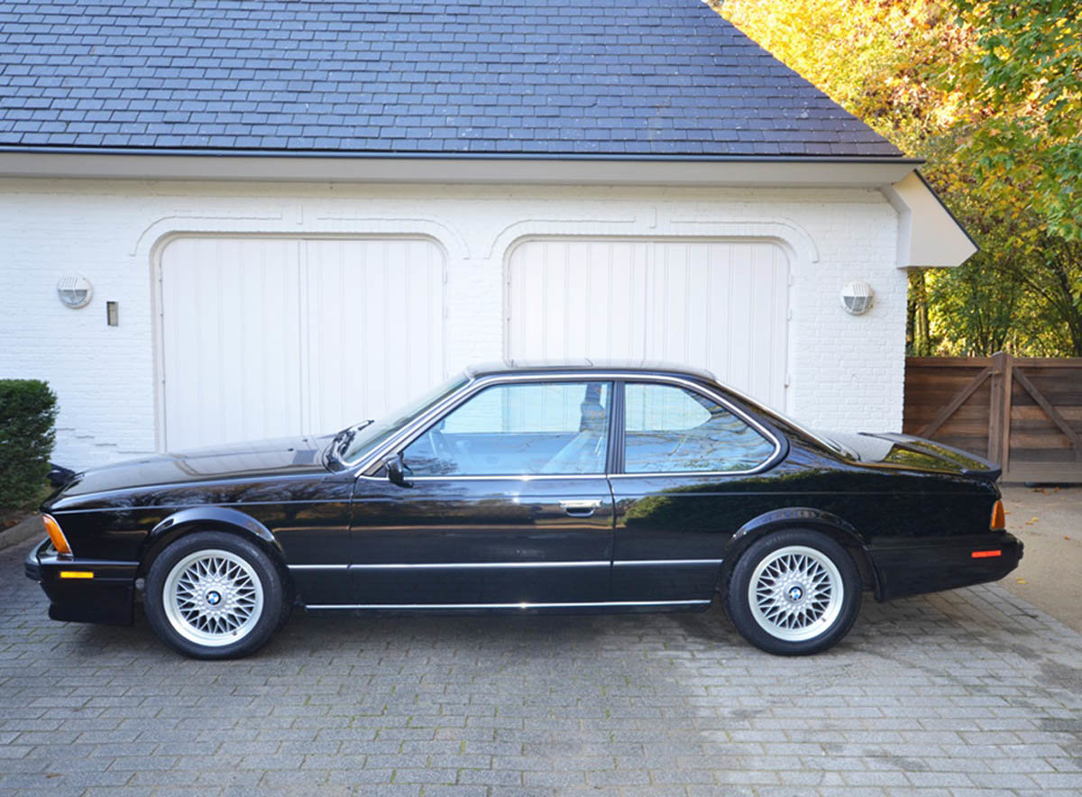 1988 BMW M6 17 Jan 2020 For Sale by Auction (picture 5 of 6)