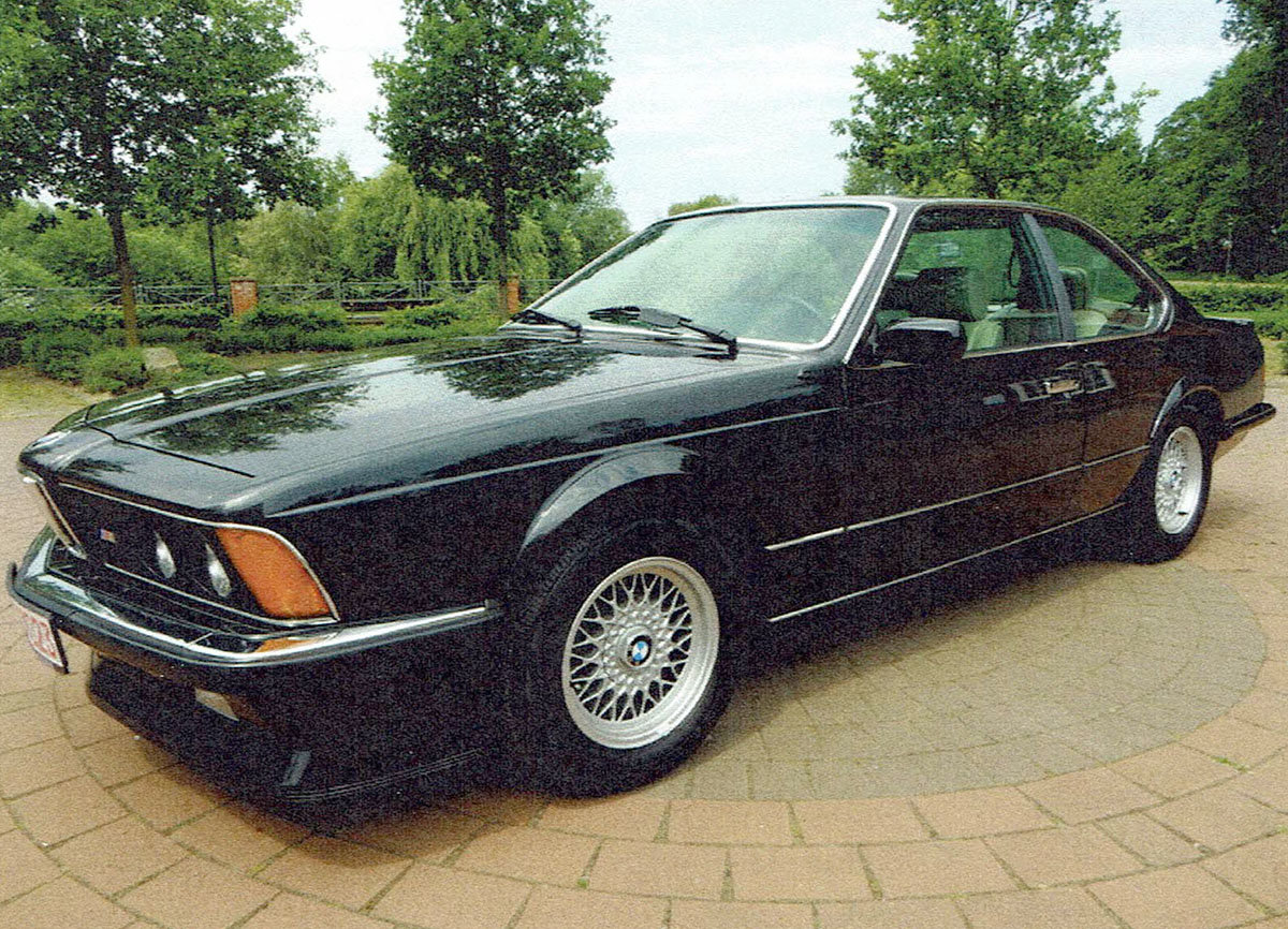 1985 BMW M635 CSI 17 Jan 2020 For Sale by Auction (picture 1 of 3)