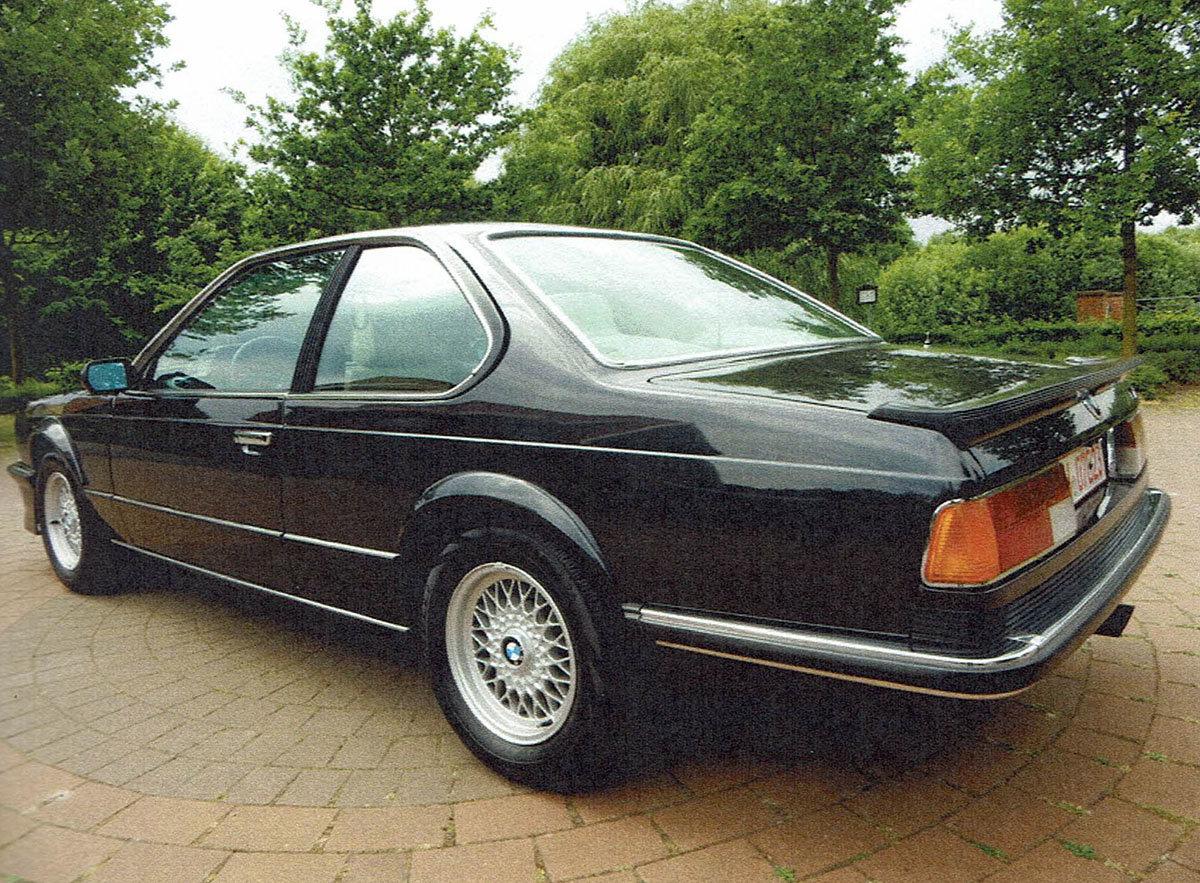 1985 BMW M635 CSI 17 Jan 2020 For Sale by Auction (picture 2 of 3)