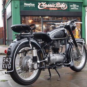 1955 BMW R25/3 247cc Mid 50's Classic, Tidy Machine. SOLD