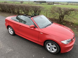 2008 BMW 118i Convertible  For Sale