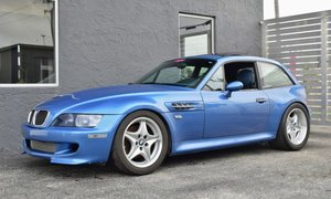 2001 BMW M Coupe Z3M S54 Turbo 700w Manual Blue $39.9k For Sale