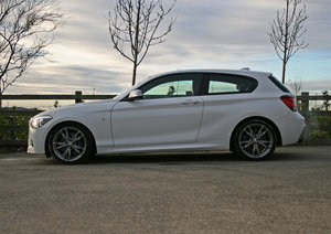 2014 BMW M135i Performance