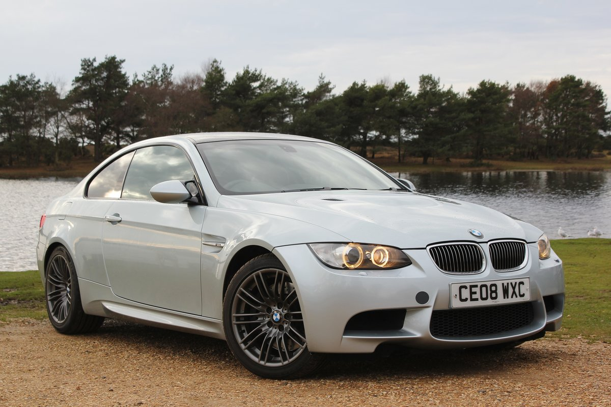 2008 BMW M3 for sale V8 79k miles For Sale | Car And Classic