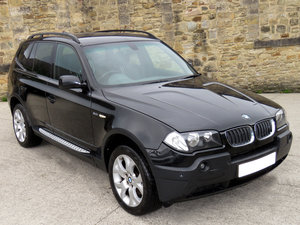 2004 BMW E83 X3 3.0i Sport 4x4 Auto - 2 Ownr - FSH - ULEZ Exempt For Sale