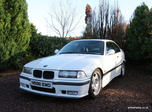 1995 BMW 318is White E36 Sport Coupe For Sale
