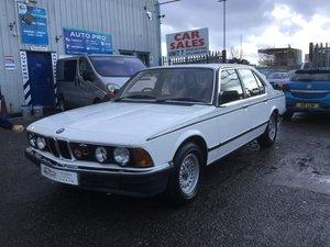 1985 BMW E23 7 Series 728i M30B28 Auto For Sale
