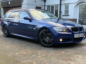 Picture of 2006 Bmw 330D M sport Touring Le Mans blue For Sale