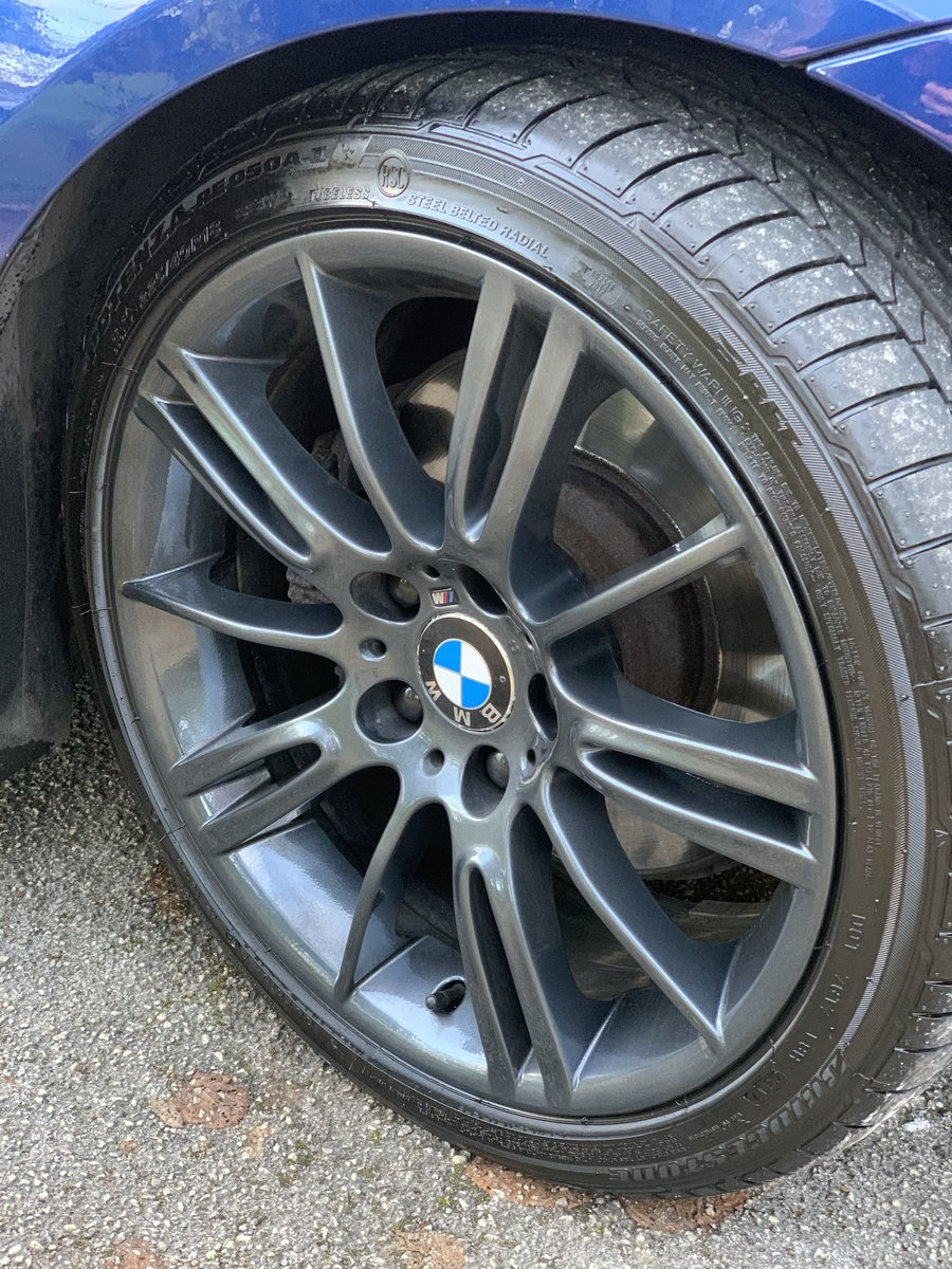 2006 Bmw 330D M sport Touring Le Mans blue For Sale (picture 5 of 6)