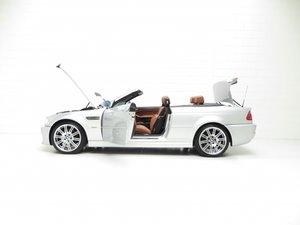 2001 e46 m3 cabriolet