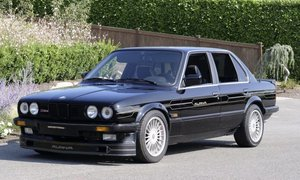 1985 BMW Alpina C1 2.31 Alpina E30 Sedan Clone Manual $16.5k