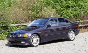 1995 BMW Alpina B3 3.0 1 Edition Deep Purple Rain Colors $18