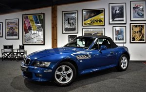 2001 BMW Z3 ROADSTER EDITION Superb Quality Example SOLD