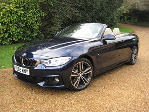 Picture of 2015 BMW 435i M Sport Convertible 1 Owner With £8k Of Options For Sale