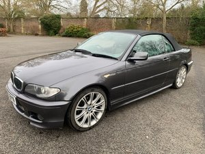 2005 BMW 318 Sport Convertible For Sale by Auction