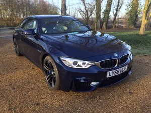 2016 BMW M4 - HIGH SPEC! - LOW MILES! - UK CAR! For Sale