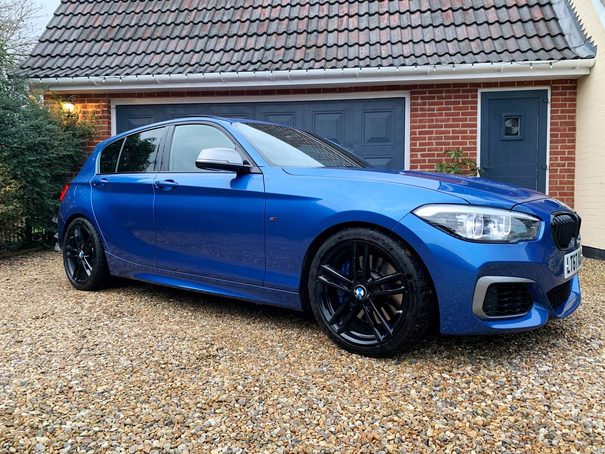 2017 BMW M1 3.0 ( 340bhp ) M140i Sports Hatch i M Sport Shadow Ed For Sale (picture 1 of 6)
