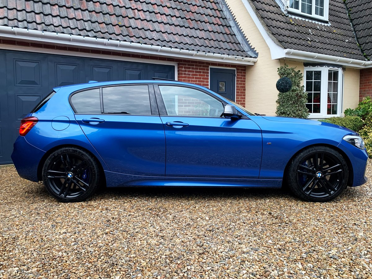 2017 BMW M1 3.0 ( 340bhp ) M140i Sports Hatch i M Sport Shadow Ed For Sale (picture 2 of 6)