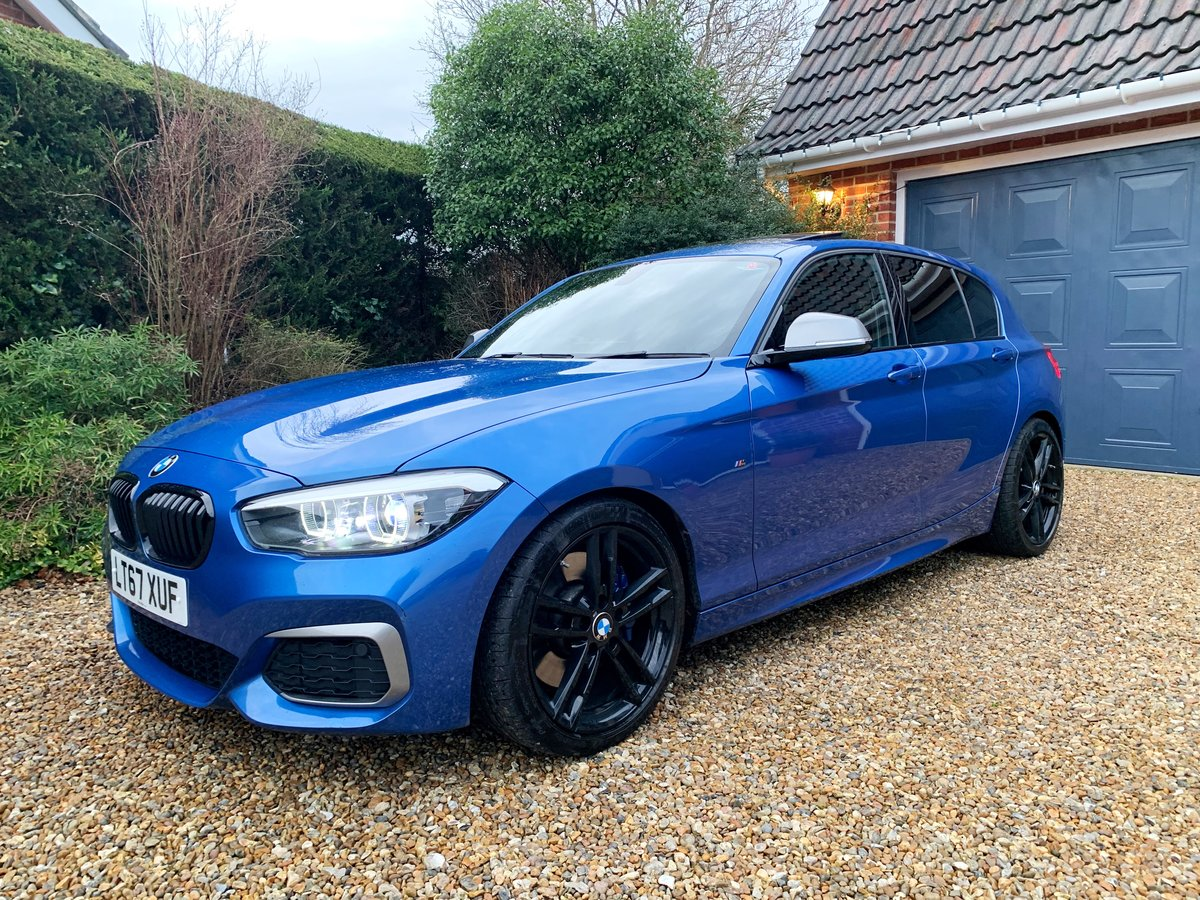 2017 BMW M1 3.0 ( 340bhp ) M140i Sports Hatch i M Sport Shadow Ed For Sale (picture 3 of 6)