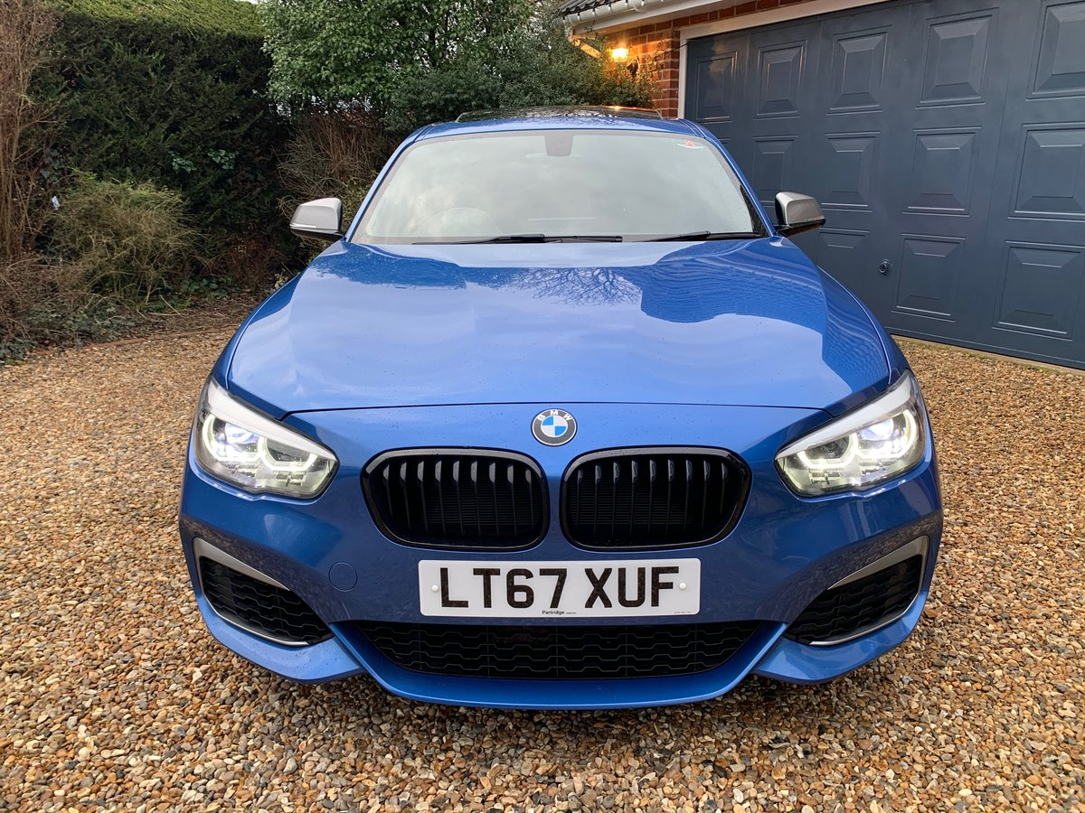 2017 BMW M1 3.0 ( 340bhp ) M140i Sports Hatch i M Sport Shadow Ed For Sale (picture 4 of 6)
