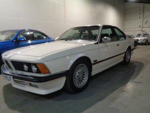 1986 Bmw 635 csi -  very nice - cheapest available !!