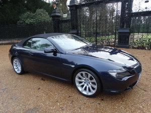 2006 BMW 630 SPORT For Sale