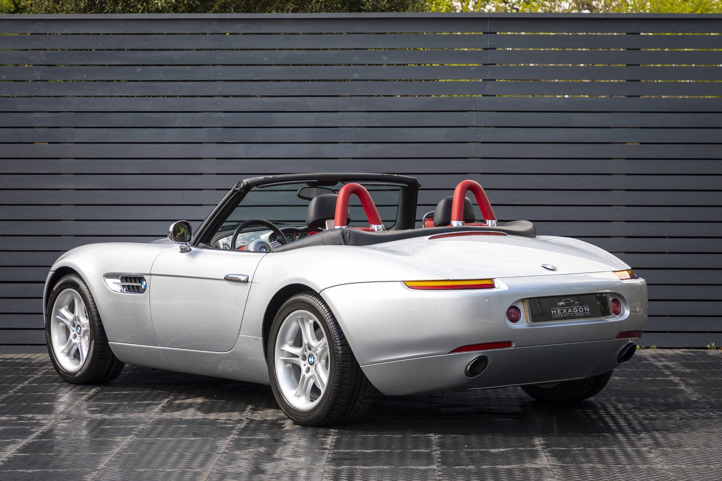 2001 BMW Z8 Roadster ONLY 10500 MILES EUROPEAN For Sale (picture 2 of 22)
