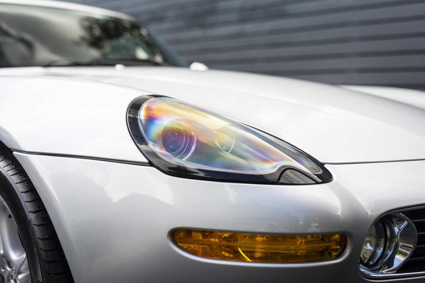 2001 BMW Z8 Roadster ONLY 10500 MILES UK CAR For Sale (picture 8 of 22)
