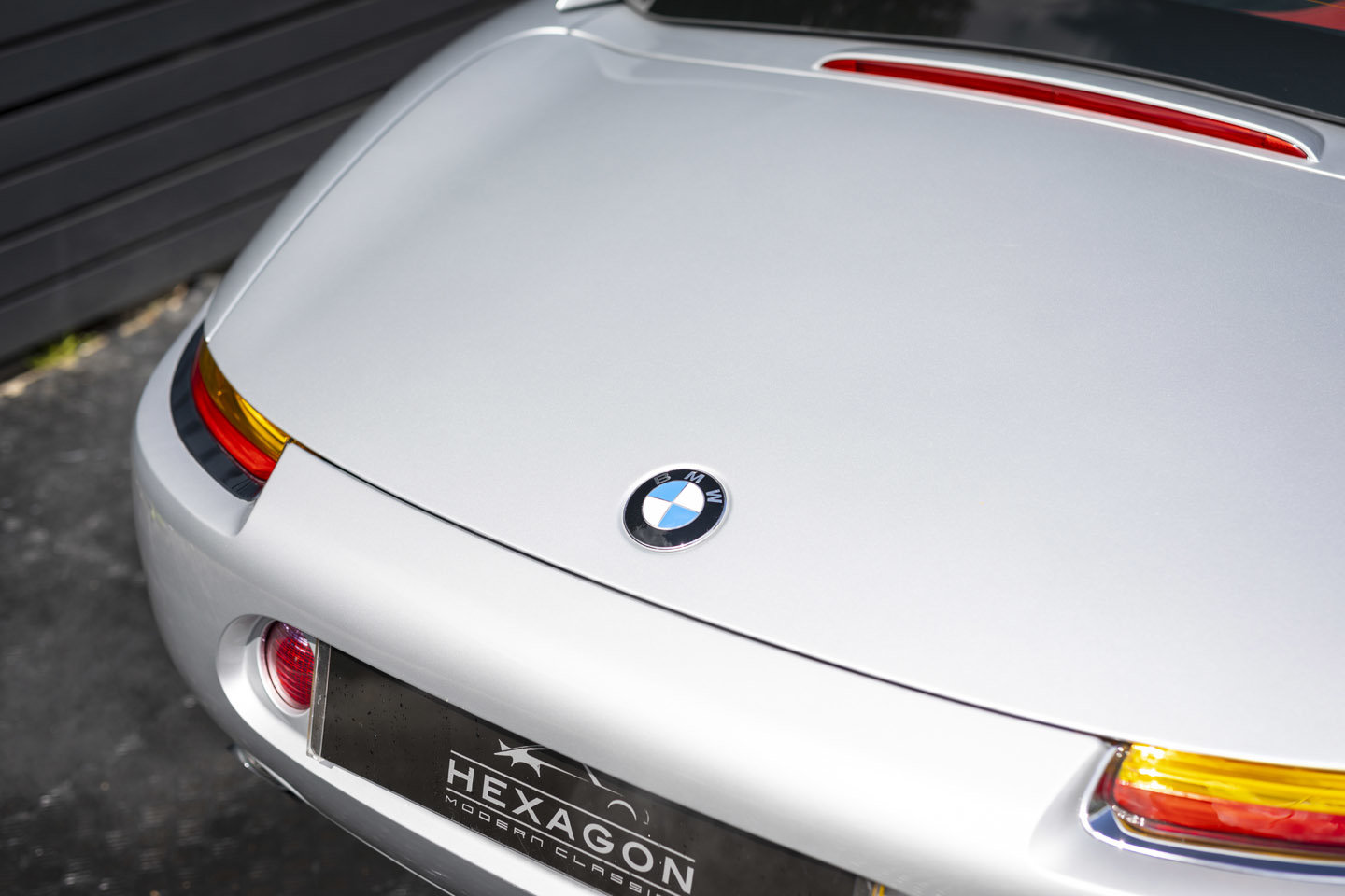 2001 BMW Z8 Roadster ONLY 10500 MILES UK CAR For Sale (picture 10 of 22)