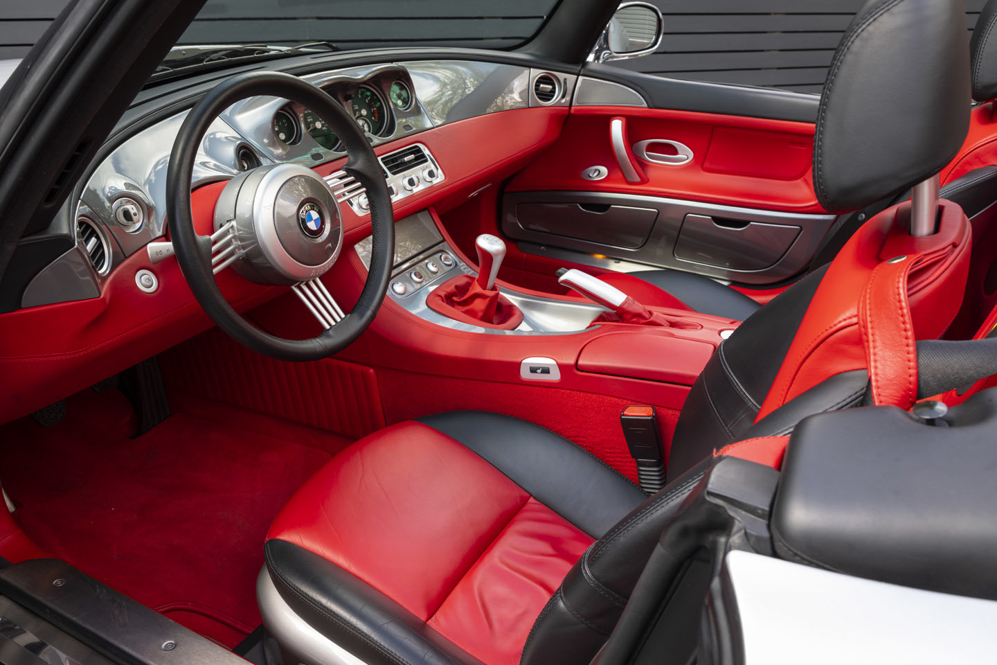 2001 BMW Z8 Roadster ONLY 10500 MILES UK CAR For Sale (picture 12 of 22)