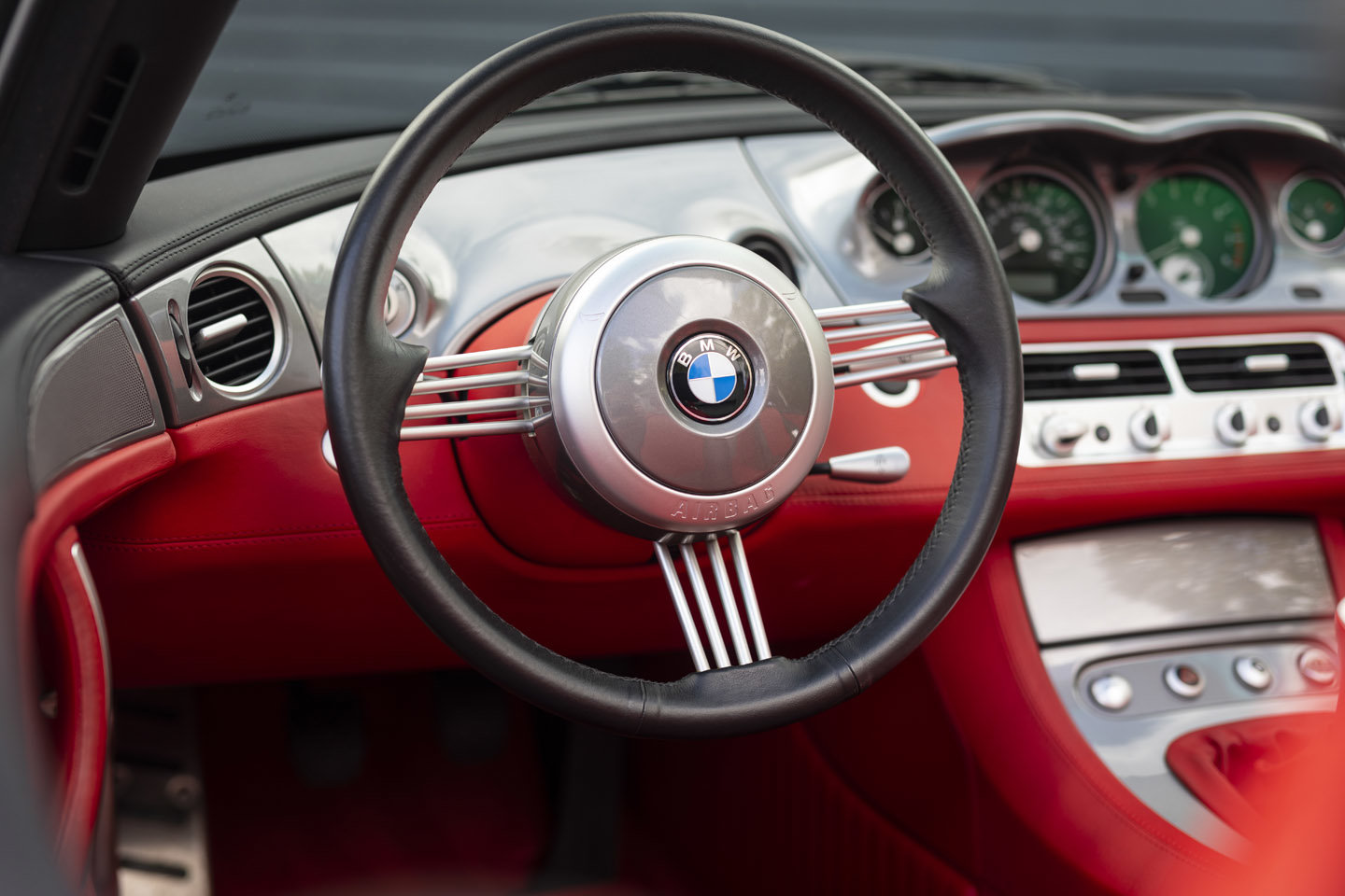2001 BMW Z8 Roadster ONLY 10500 MILES EUROPEAN For Sale (picture 15 of 22)