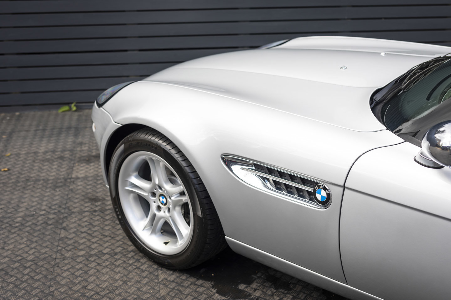 2001 BMW Z8 Roadster ONLY 10500 MILES UK CAR For Sale (picture 19 of 22)