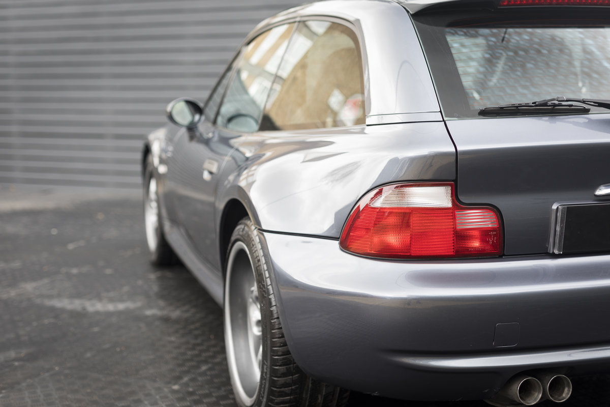 2002 BMW Z3M Coupe S54 For Sale (picture 6 of 18)