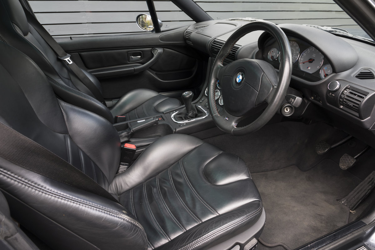 2002 BMW Z3M Coupe S54 For Sale (picture 11 of 18)
