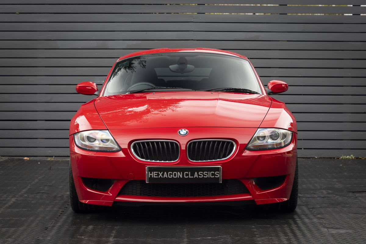2008 BMW Z4M Coupe ONLY 3100 MILES SOLD (picture 4 of 24)