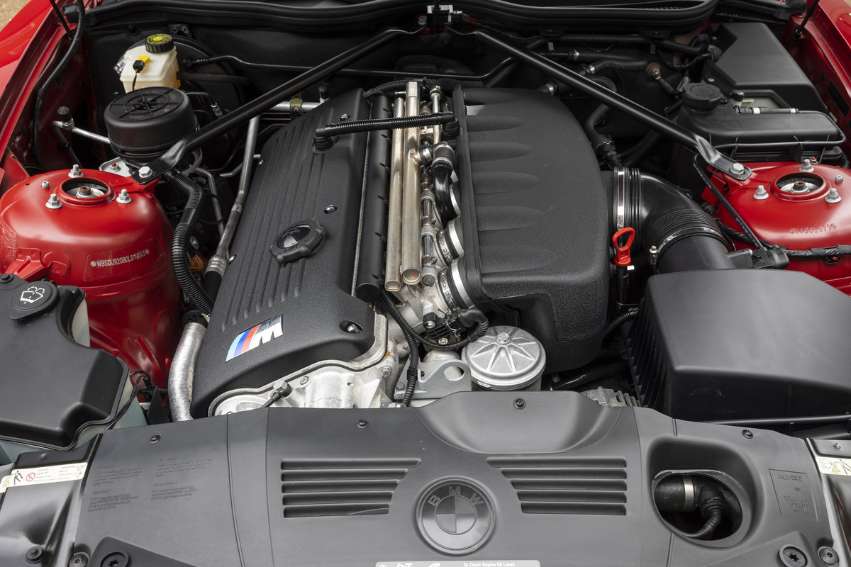 2008 BMW Z4M Coupe ONLY 3100 MILES SOLD (picture 21 of 24)