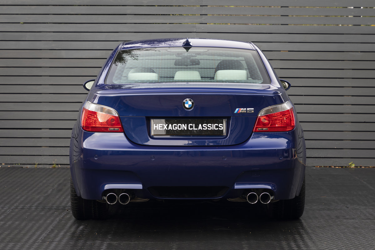 2005 BMW M5 (E60)  ONLY 8800 MILES SOLD (picture 4 of 24)