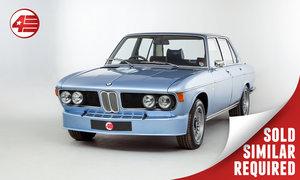 Picture of 1972 BMW E3 3.0S RHD /// Manual /// Alpina Alloys etc. SOLD