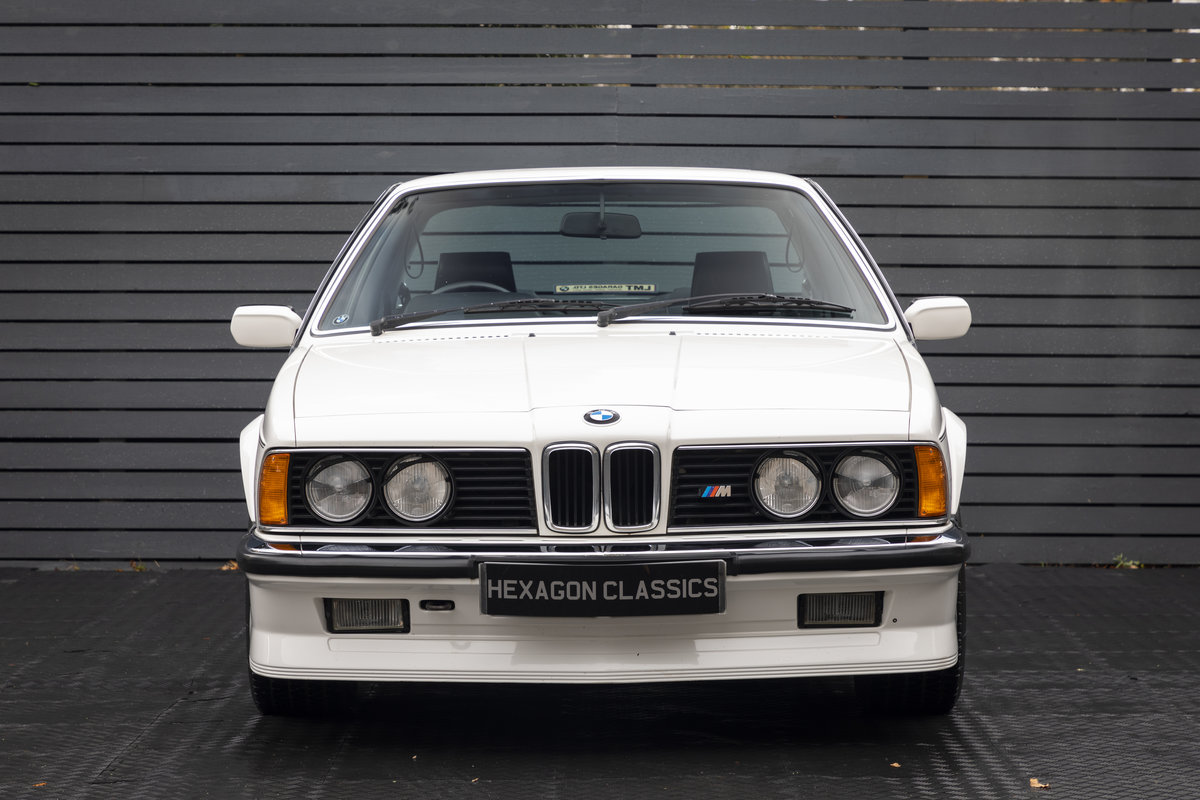1985 BMW M635 CSi For Sale (picture 3 of 17)