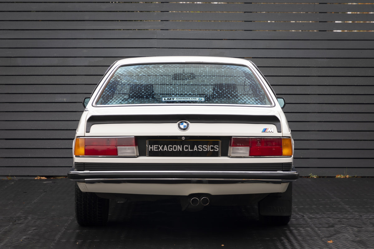 1985 BMW M635 CSi For Sale (picture 4 of 17)