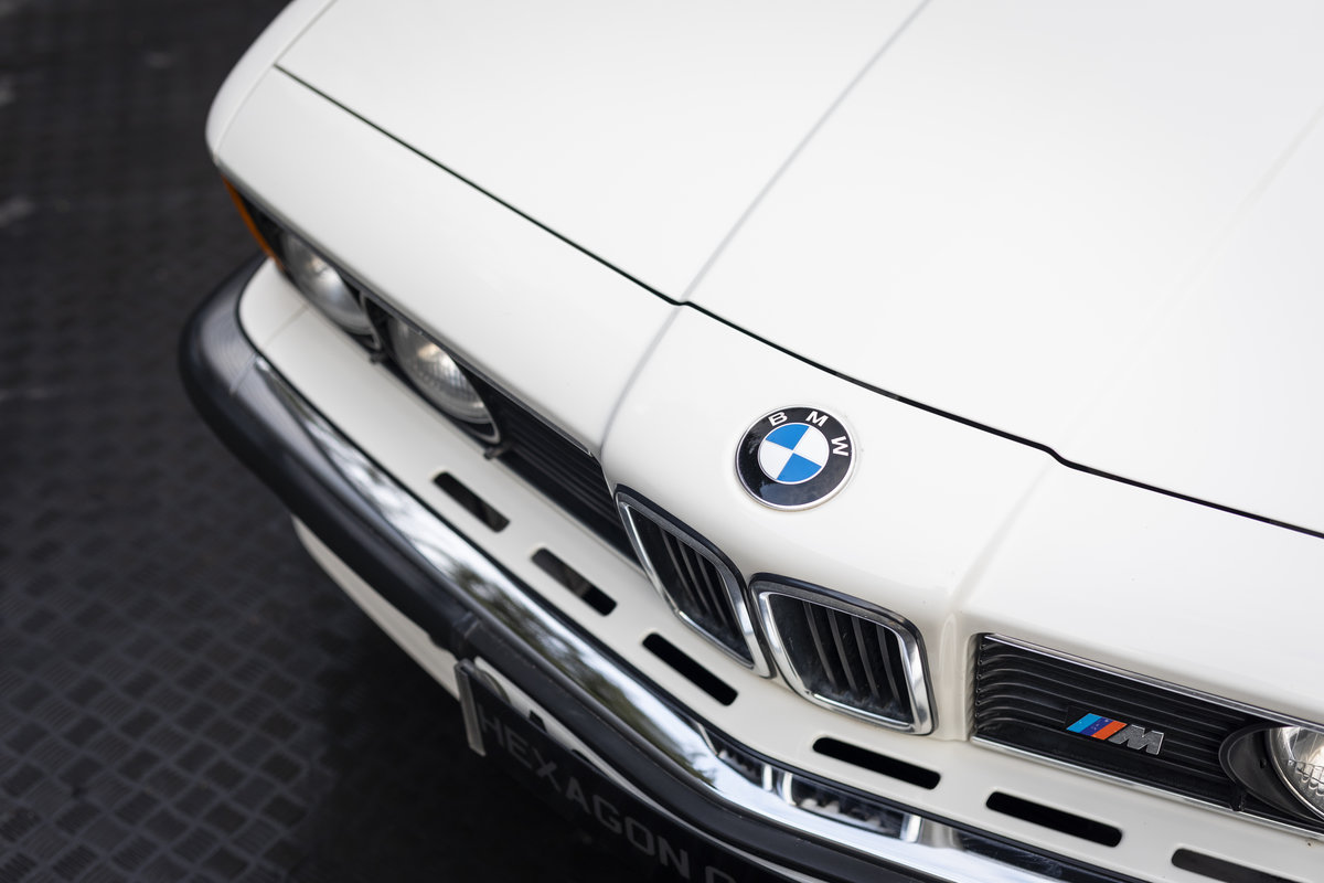 1985 BMW M635 CSi For Sale (picture 7 of 17)