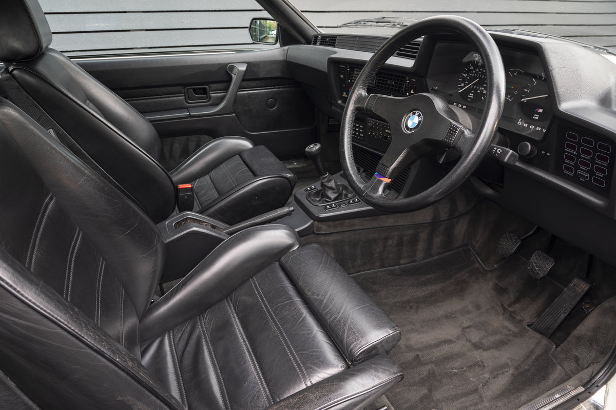 1985 BMW M635 CSi For Sale (picture 10 of 17)