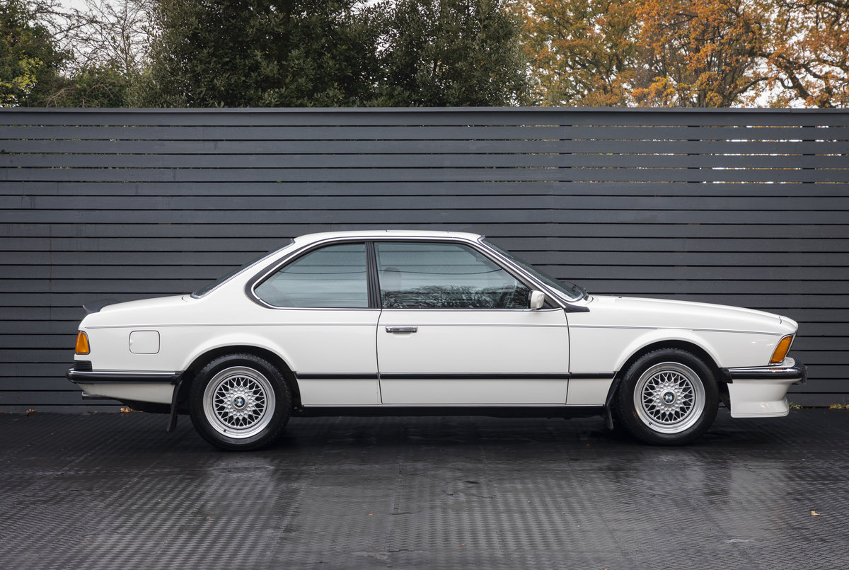 1985 BMW M635 CSi For Sale (picture 5 of 17)
