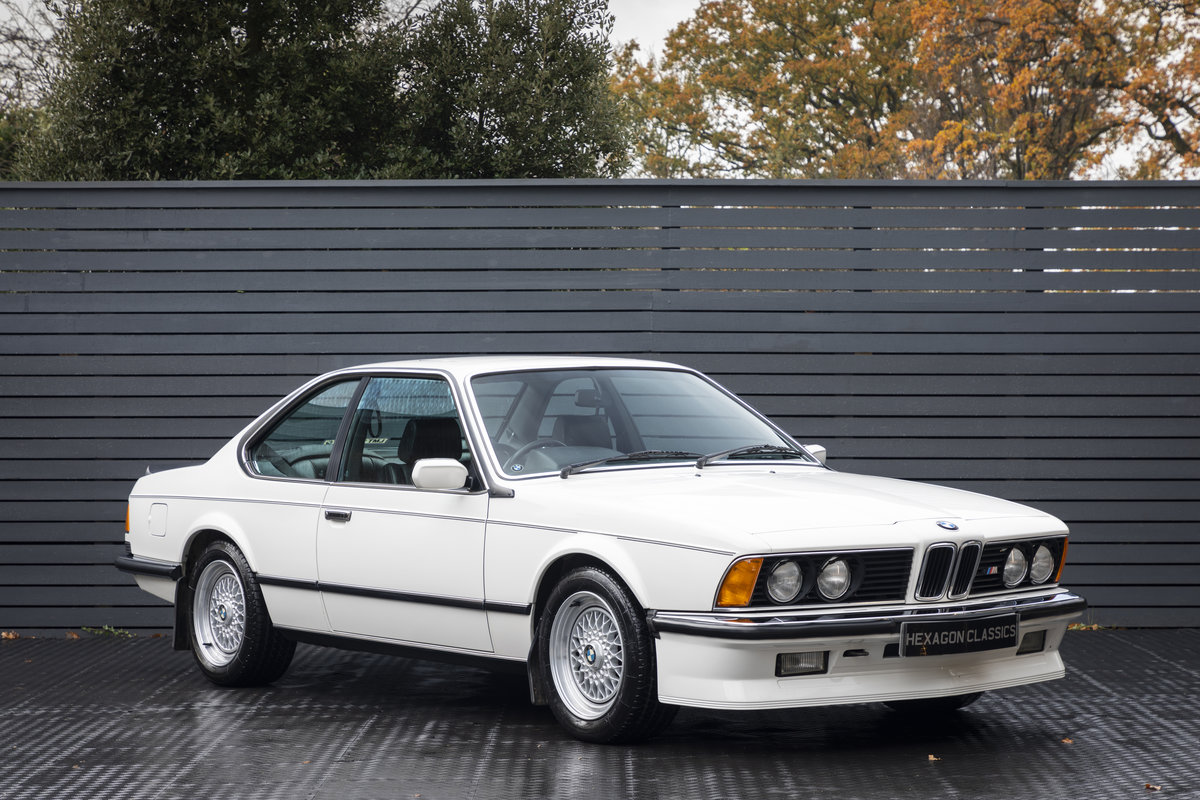 1985 BMW M635 CSi For Sale (picture 1 of 17)