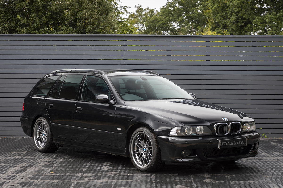 2004 BMW 540i E39 M SPORT TOURING MANUAL !! M5 VISUALS For Sale (picture 1 of 21)