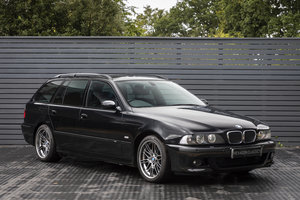 2004 BMW 540i E39 M SPORT TOURING MANUAL !! M5 VISUALS For Sale
