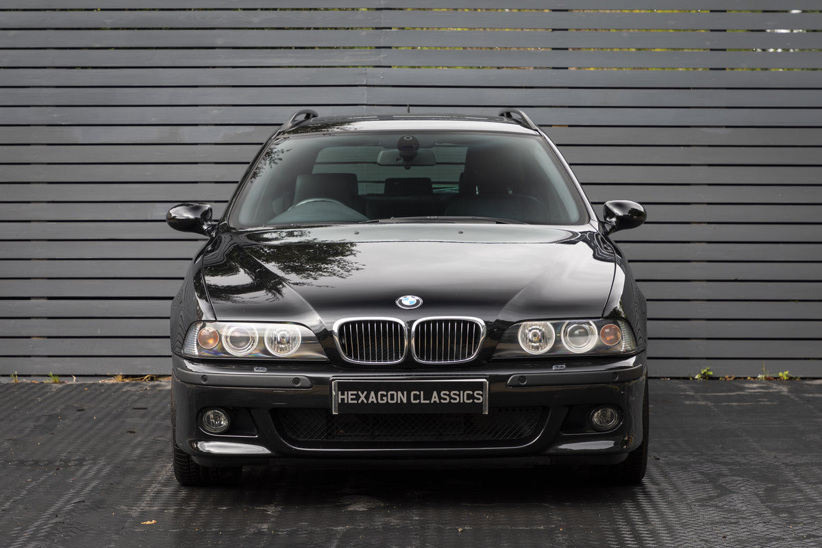 2004 BMW 540i E39 M SPORT TOURING MANUAL !! M5 VISUALS For Sale (picture 2 of 21)